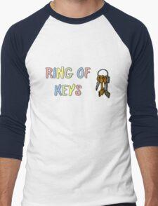 Ring of keys Men's Baseball ¾ T-Shirt