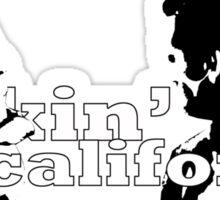 Die Hard: 'F***ing California' Sticker