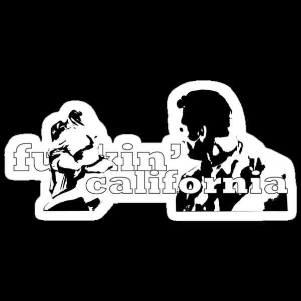 Die Hard: 'F***ing California' by garykemble