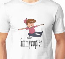 Timmycopter Unisex T-Shirt