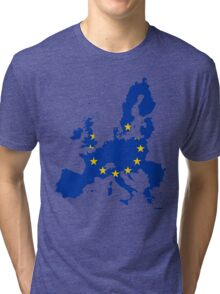 European Union Tri-blend T-Shirt