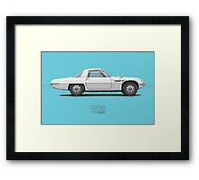 Cosmo L10b Framed Print