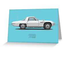 Cosmo L10b Greeting Card