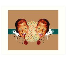 """Sweet Tooth"" Art Print"