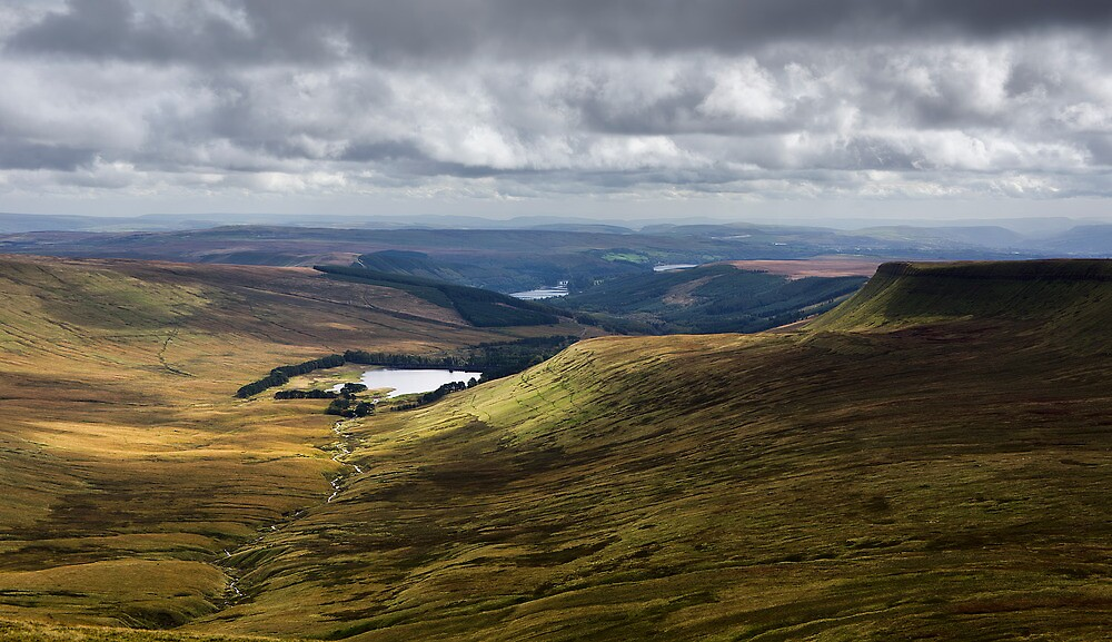 Three Reservoirs by Neal Petts