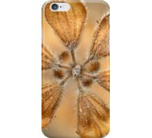 Weed On The Track iPhone Case/Skin