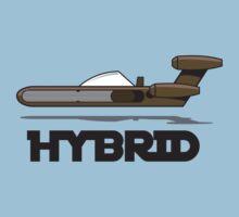Hybrid by DetourShirts