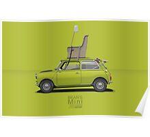 Bean's Mini Poster