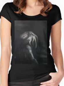 Old Ones awake Women's Fitted Scoop T-Shirt
