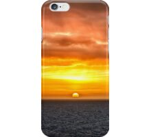 Arafura Sea Sunset iPhone Case/Skin