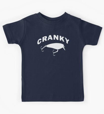 CRANKY Kids Tee