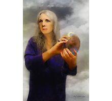 Gaia as Fata Morgana Photographic Print