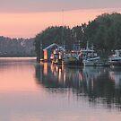 Blue Sunset by cishvilli