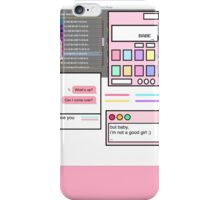 BBG iPhone Case/Skin