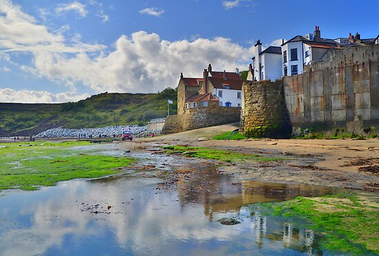 Yorkshire: Robin Hood's Bay by Rob Parsons