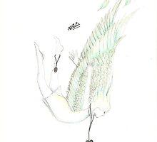 Fallen Angel by SkittlesLuver