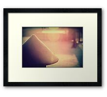 roofs and revelations Framed Print