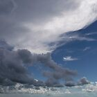 Clouds Dancing  by JoGraver