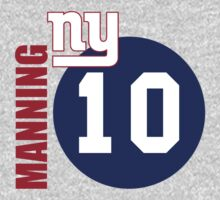 Eli Manning by KeithSwo
