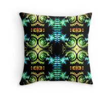 Shell Pattern 1  Throw Pillow