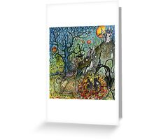 The Witches Greeting Card