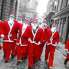 Reservoir Santa's! by weecritter