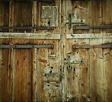 tricky shutters by Patrick Monnier