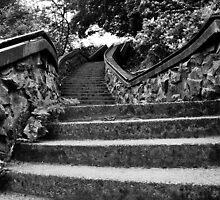 One Step At A Time by Jennifer Hulbert-Hortman