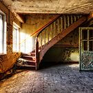 Stairs by MarkusWill