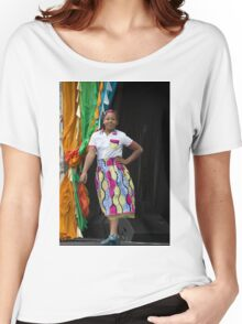 African Culture Festival london  Women's Relaxed Fit T-Shirt