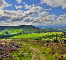Beautiful Yorkshire by Rob Parsons