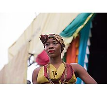 African Culture Festival London Photographic Print