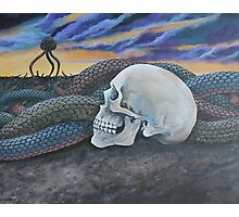 Conquest of the Planet of the Snakes Photographic Print