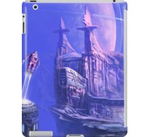 View of Pluto from Charon iPad Case/Skin