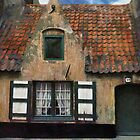 Old Fisherman's House - Blankenberge - Belgium by Gilberte