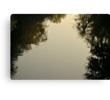 Late Summer, Late Evening... Canvas Print