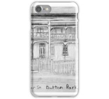 Dutton Park Heritage Building iPhone Case/Skin