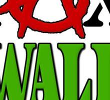 Tax Wall Street -- Occupy Wall Street Protests Sticker
