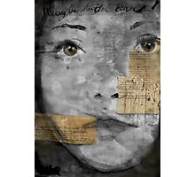 echoes Photographic Print