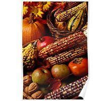 Autumn harvest  Poster