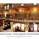 Mortlock Wing - State Library, South Australia by Dylan Coombe