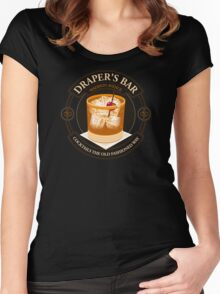 Draper's Bar Women's Fitted Scoop T-Shirt
