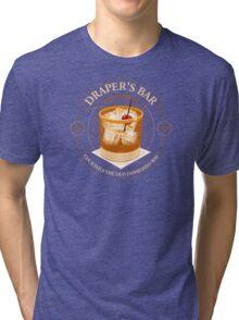 Draper's Bar Tri-blend T-Shirt