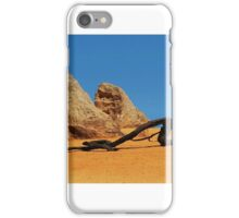 No longer standing in The Pinnacles Desert iPhone Case/Skin