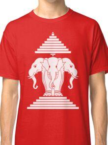 Erawan Lao / Laos Three Headed Elephant Classic T-Shirt