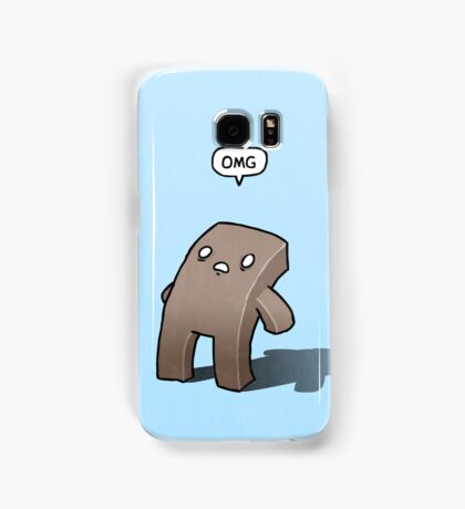 Oh The Humanity Samsung Galaxy Case/Skin