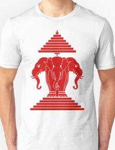 Erawan Lao / Laos Three Headed Elephant Unisex T-Shirt