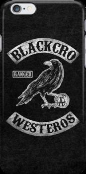 BLACKCRO    by sixtybones