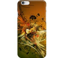 Abstract Explosion iPhone Case/Skin