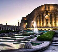 Union Terminal, Cincinnati Ohio by DESY photowerks